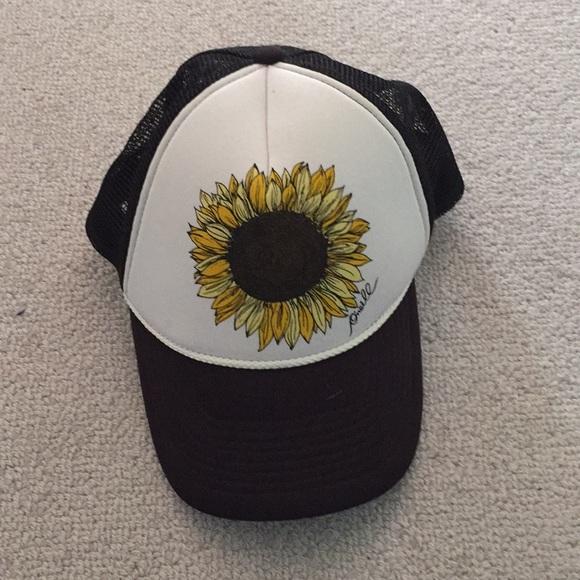 cda48b304 O'neill sunflower women's baseball cap